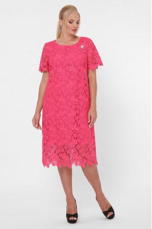 Сукня «Елен» коралового кольору