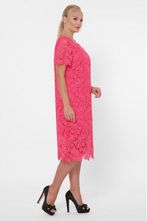 Платье «Элен» кораллового цвета