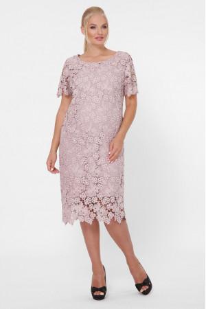 Сукня «Елен» бежевого кольору