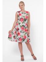 Платье «Настасья» с розами