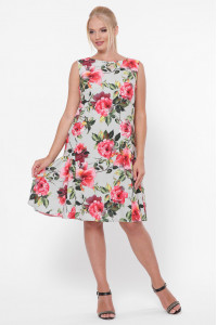 Сукня «Настасья» з трояндами