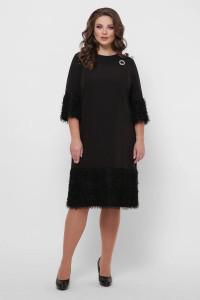 Сукня «Тереза» чорного кольору