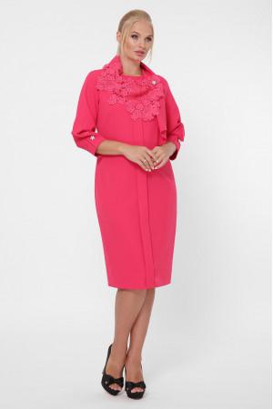 Платье «Элиза» кораллового цвета