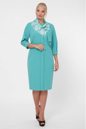 Платье «Элиза» цвета мяты
