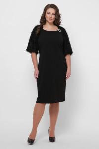 Платье «Джаз» черного цвета