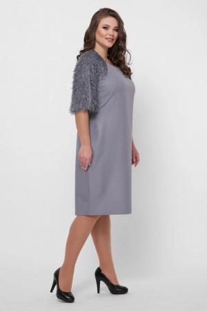Сукня «Джаз» сріблястого кольору