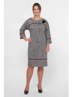 Платье «Кантата» вишня