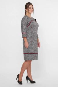 Сукня «Кантата» вишня