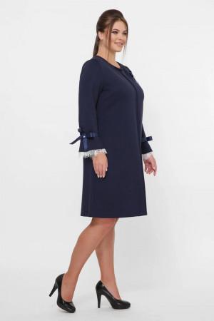 Платье «Майя» синего цвета