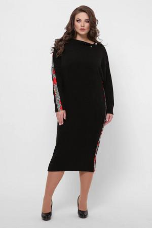 Сукня «Крісті» чорного кольору