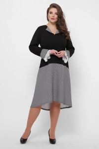 Платье «Медея» черного цвета