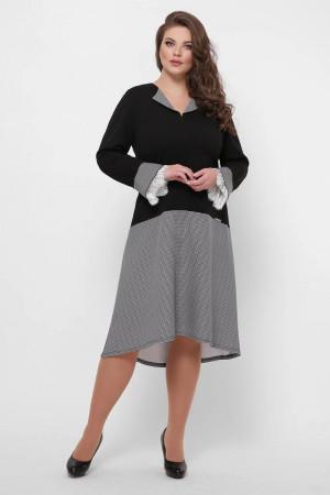 Сукня «Медея» чорного кольору