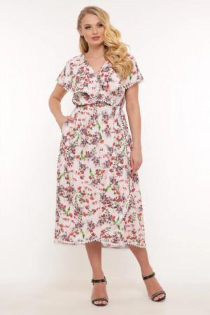 Сукня «Сафіна» кольору пудри