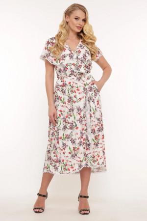 Сукня «Сафіна» білого кольору