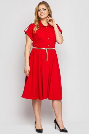 Сукня «Альміра» червоного кольору