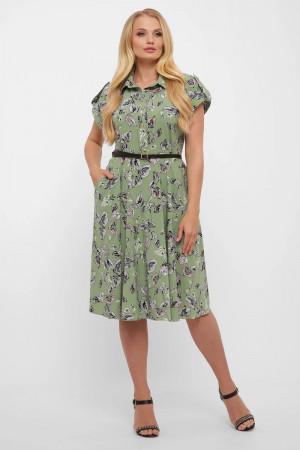 Сукня «Альміра» зеленого кольору