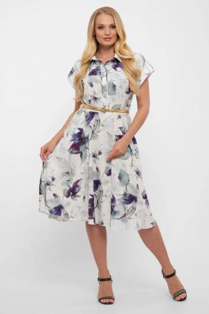 Платье «Альмира» цвета минт