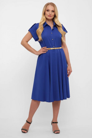 Сукня «Альміра» кольору електрик
