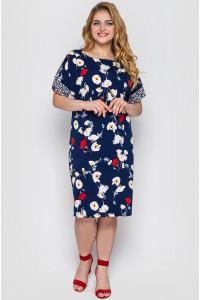 Сукня «Деніз» синього кольору