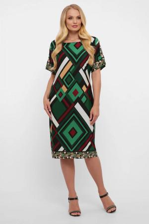 Сукня «Деніз» смарагдового кольору