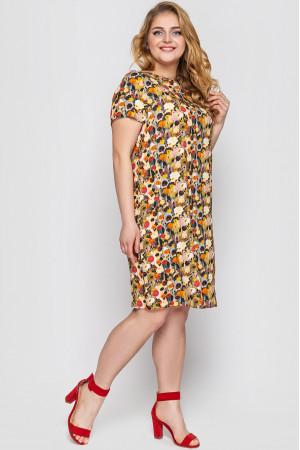 Сукня «Іден» з принтом-літо