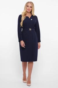 Сукня «Мадіна» синього кольору