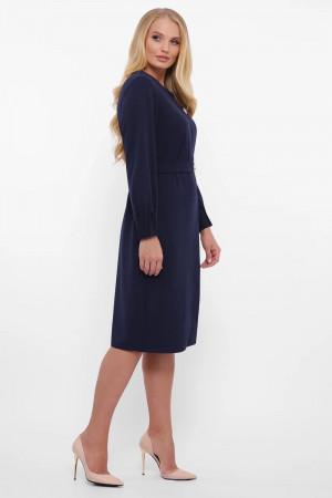 Платье «Мадина» синего цвета