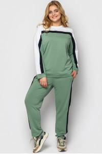 Спортивный костюм «Лина» цвета мяты