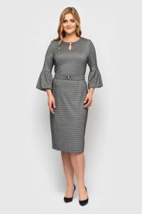 Сукня «Парі» сірого кольору