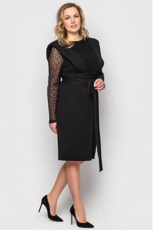 Сукня «Беатріс» чорного кольору