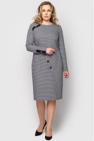 Сукня «Ауріка» сірого кольору