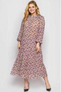 Сукня «Юнона» фісташкового кольору