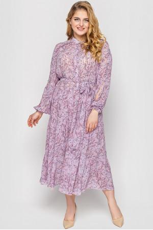 Сукня «Юнона» рожевого кольору