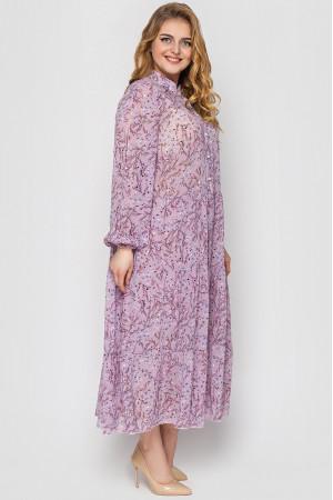 Платье «Юнона» розового цвета