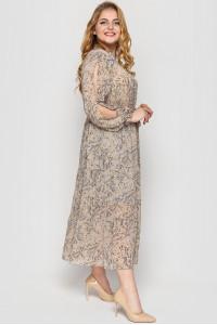 Сукня «Юнона» бежевого кольору
