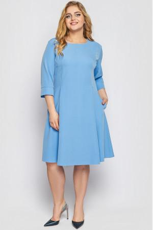 Сукня «Мілаша» блакитного кольору