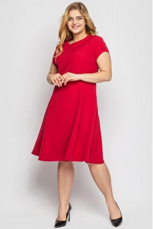 Сукня «Мілаша» червоного кольору