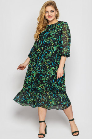 Сукня «Андреа» смарагдового кольору