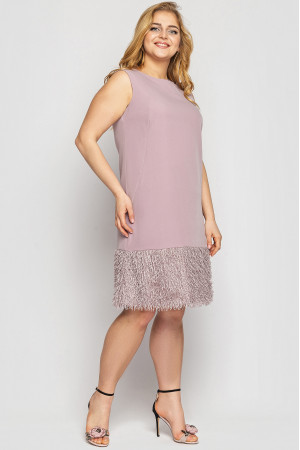 Сукня «Паллада» кольору пудри