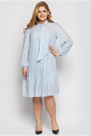 Сукня «Ера» блакитного кольору
