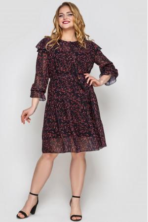 Сукня «Валенсія» чорного кольору