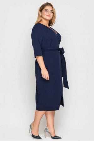Сукня «Жанін» синього кольору
