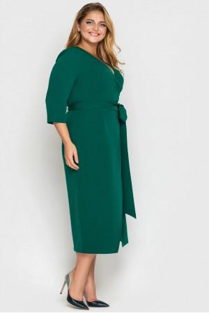 Сукня «Жанін» смарагдового кольору