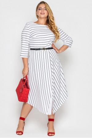 Сукня «Патриція» білого кольору