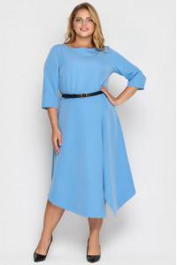 Сукня «Патриція» блакитного кольору