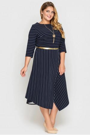 Сукня «Патриція» синього кольору