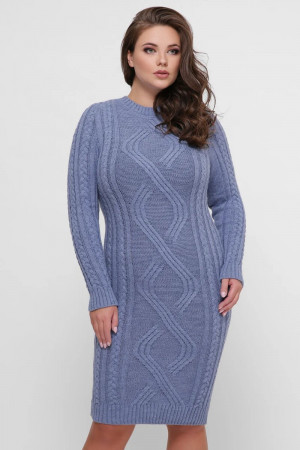 Сукня «Карол» кольору денім