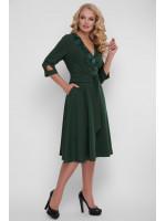 Сукня «Паула» смарагдового кольору
