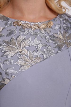 Сукня «Аннет» кольору перлів