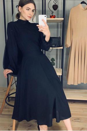 Сукня «Влада» чорного кольору